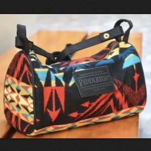 PENDLETON Wool Indian Blanket Crossbody Bag NEW!!!